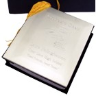 Engraved Gift : Graduation Cap Photo Album