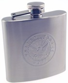 Engraved Gift : NAVY - Stainless Steel Flask